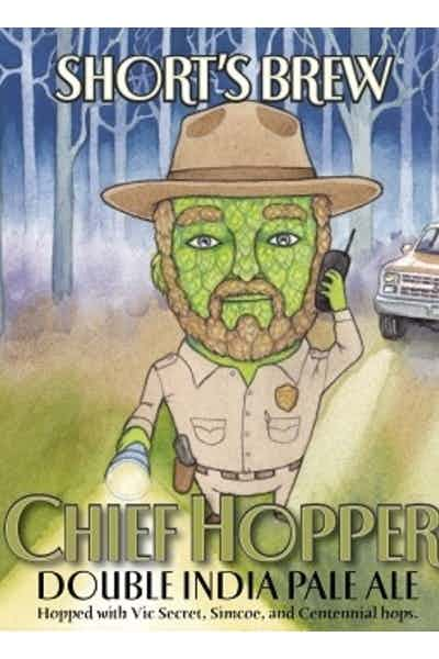 Shorts Chief Hopper
