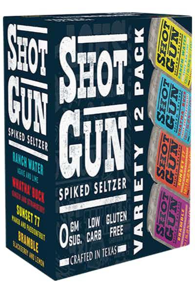 Shotgun Seltzer Variety Pack