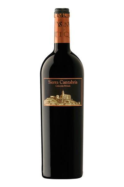 Sierra Cantabria Rioja Coleccion Privada