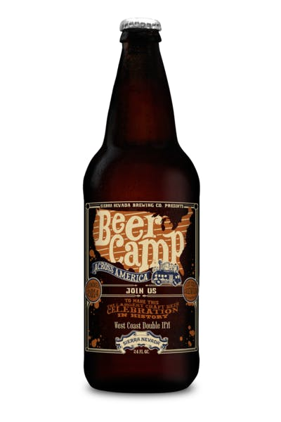 Sierra Nevada Beer Camp West Coast Double IPA