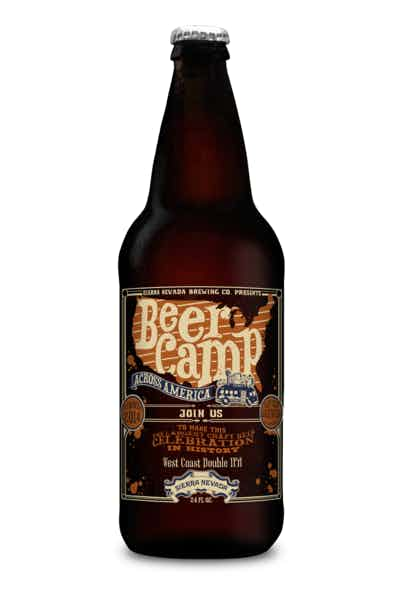 Sierra Nevada Beer Camp West Coast Double IPA