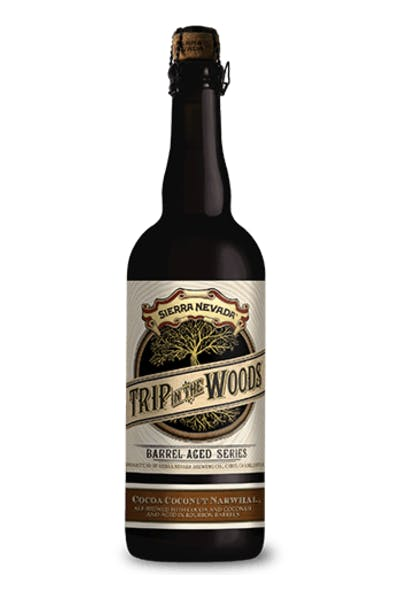 Sierra Nevada Trip In The Woods Cocoa Coconut Narwhal