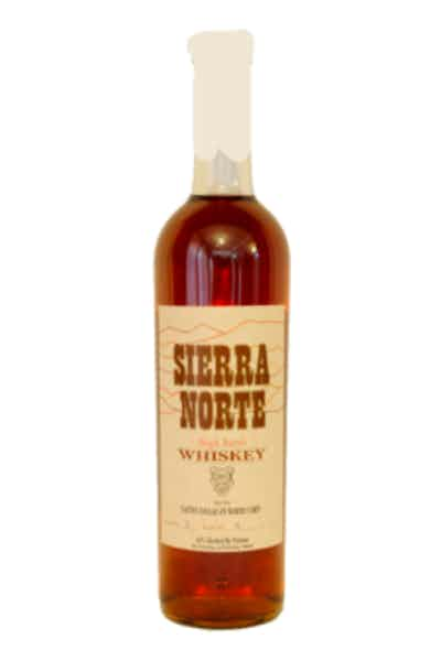 Sierra Norte Single Barrel White Corn Oaxacan Whiskey