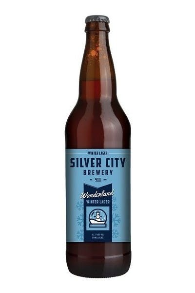 Silver City Wonderland Lager
