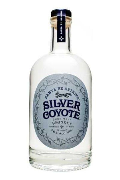 Silver Coyote Pure Malt Whiskey