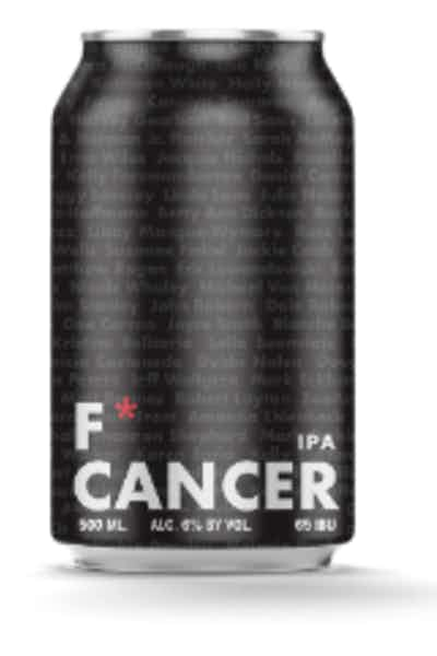 Silver Moon Brewing F* Cancer IPA