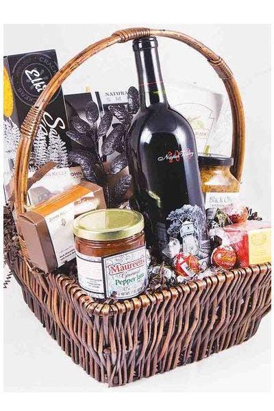 Silver Oak Gift Basket