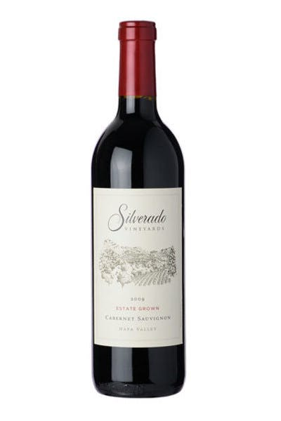 Silverado Vineyards Cabernet Sauvignon