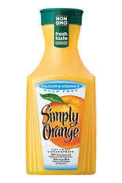 Simply Orange Juice With Calcium
