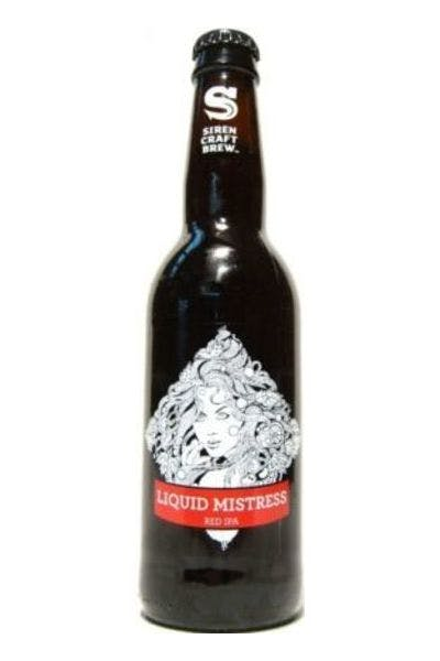 Siren Liquid Mistress Dark Red Ale
