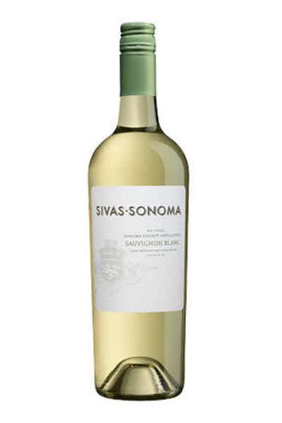 Sivas Sonoma Sauvignon Blanc