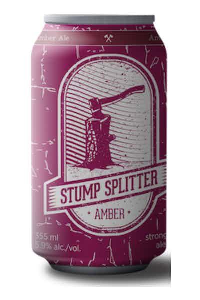Six Corners Stump Splitter Amber Ale