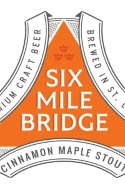 Six Mile Bridge Cinnamon Maple Stout