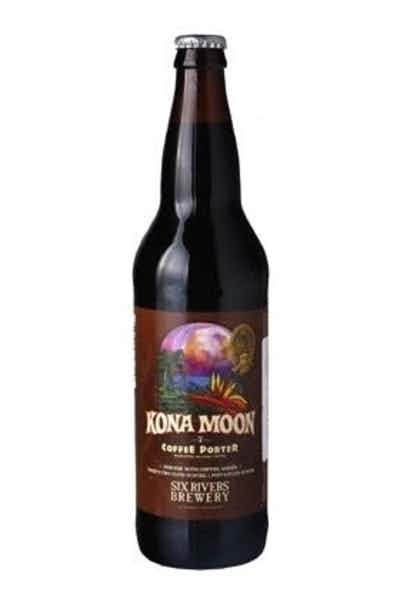 Six Rivers Kona Moon Coffee Porter