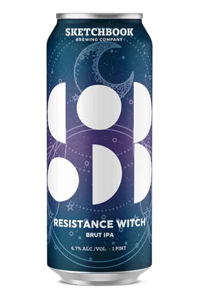 Sketchbook Brewing Resistance Witch