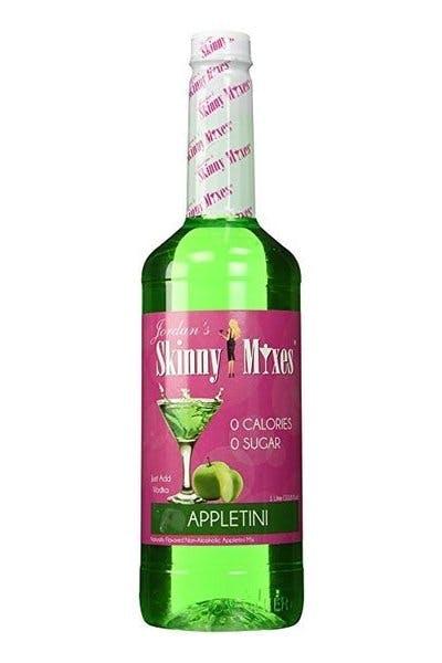Skinny Mixes Appletini