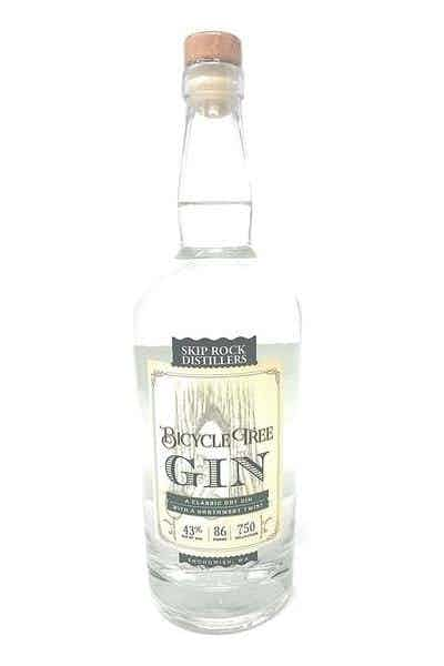 Skip Rock Bicycle Tree Gin