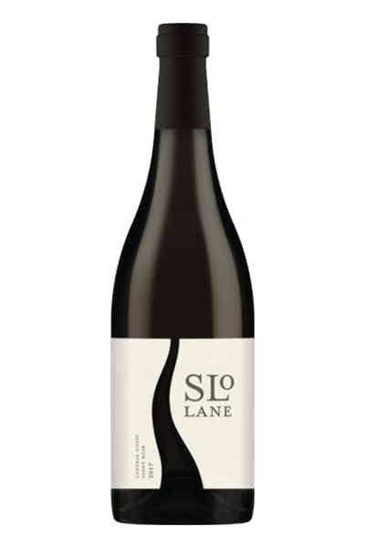 SLO Lane Central Coast Pinot Noir