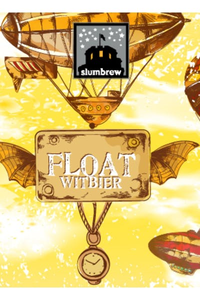 Slumbrew Float Witbier