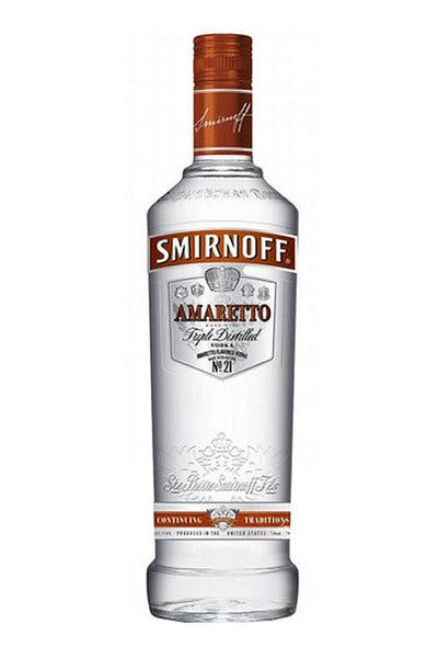 Smirnoff Amaretto [Discontinued]