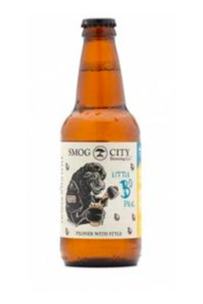 Smog City Little Bo Pilsner