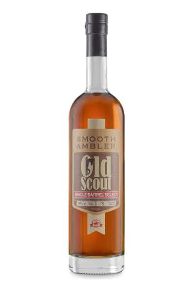 Smooth Ambler Old Scout Single Barrel Select Bourbon 13 Year