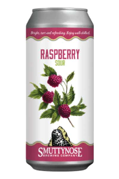 Smuttynose Raspberry Sour