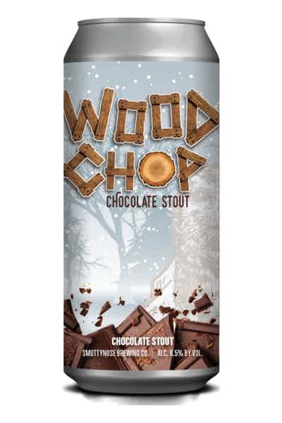 Smuttynose Wood Chop Chocolate Stout