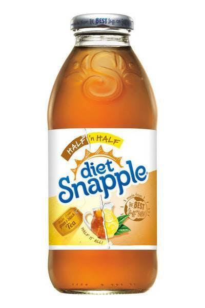 Snapple Diet Half & Half
