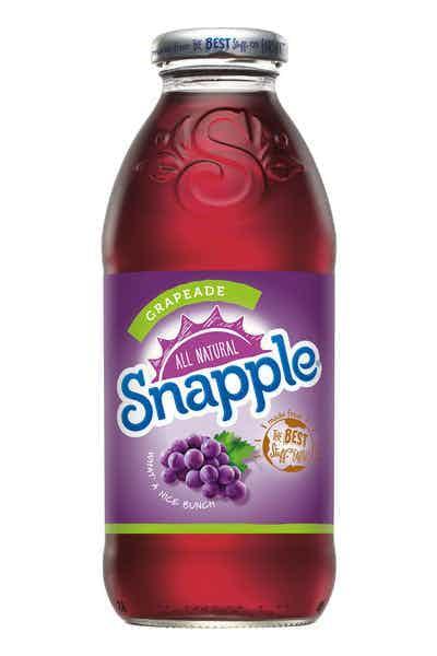 Snapple Grapeade