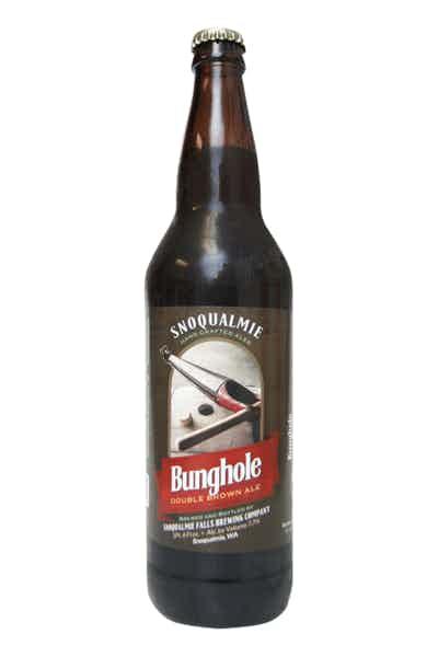 Snoqualmie Falls Bunghole Double Brown Ale