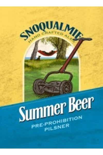 Snoqualmie Falls Summer Beer