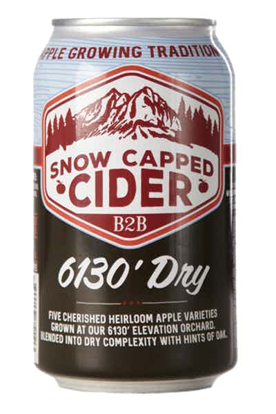 Snow Capped Cider 6130' Dry