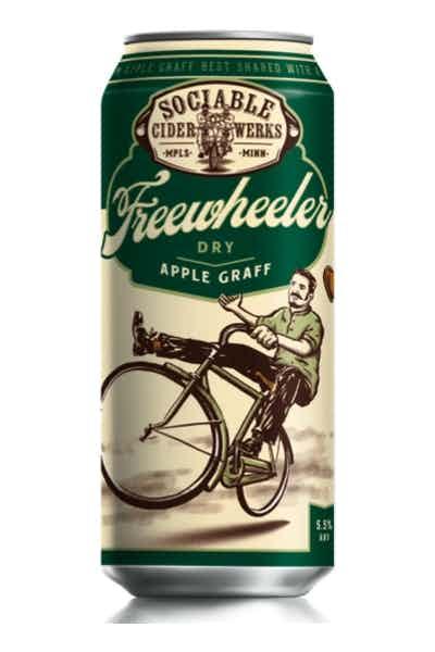 Sociable Cider Werks Freewheeler