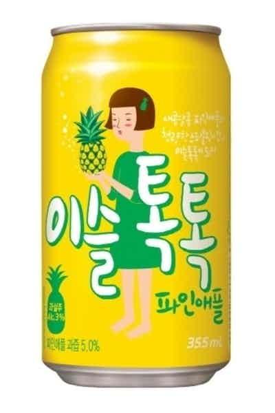 Soju Jinro Tok Pineapple