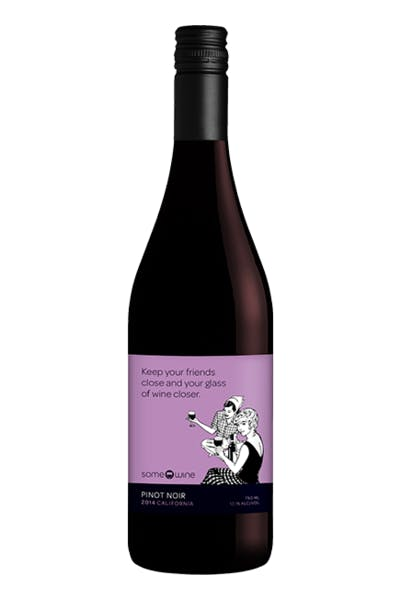 SomeWine Pinot Noir