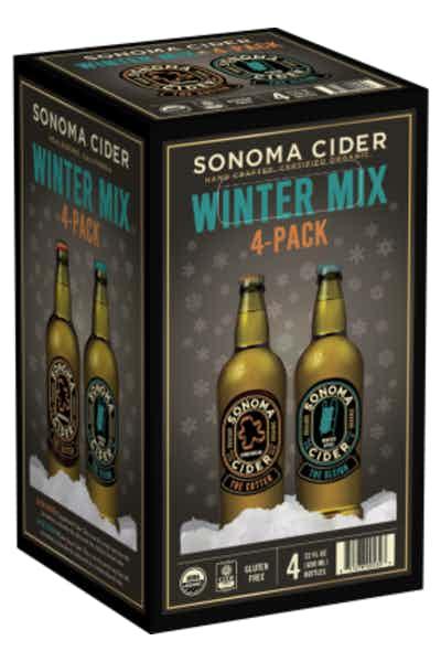 Sonoma Cider Winter Mix