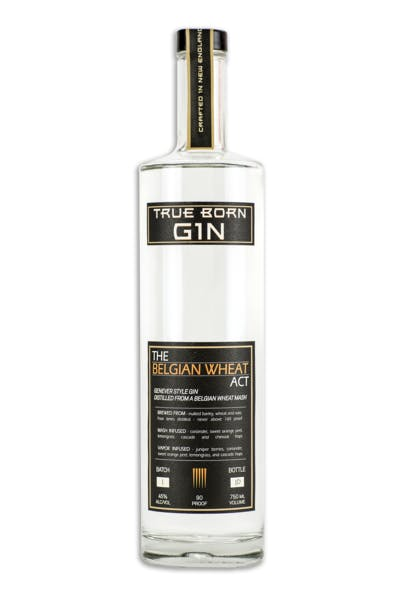 Sons Of Liberty True Born Gin