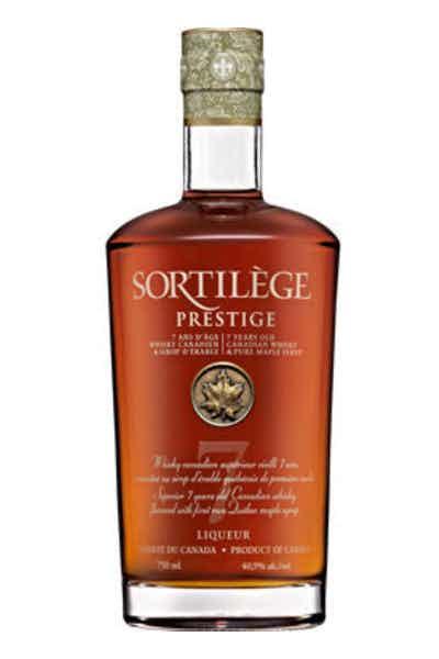 Sortilege Prestige Maple Canadian Whiskey