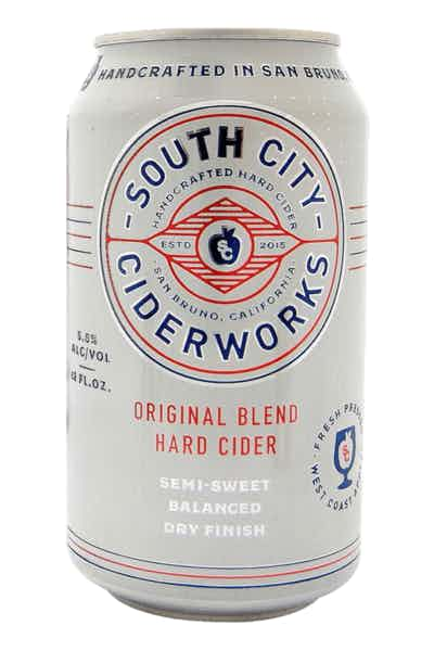 South City Ciderworks Original Blend