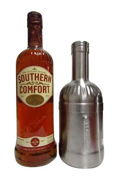 Southern Comfort With Cocktail Shaker