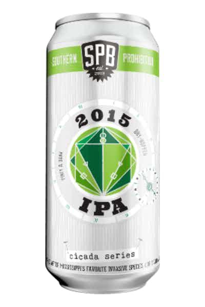 Southern Prohibition IPA