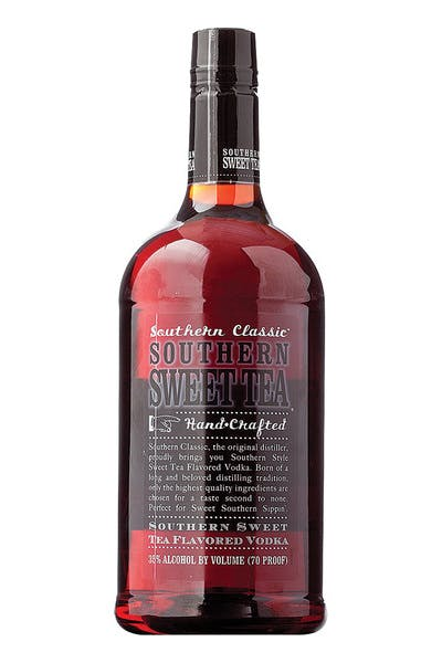 Southern Sweet Tea Vodka