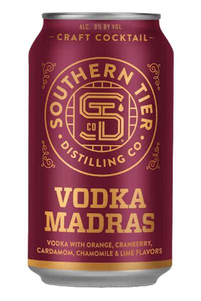 Southern Tier Vodka Madras