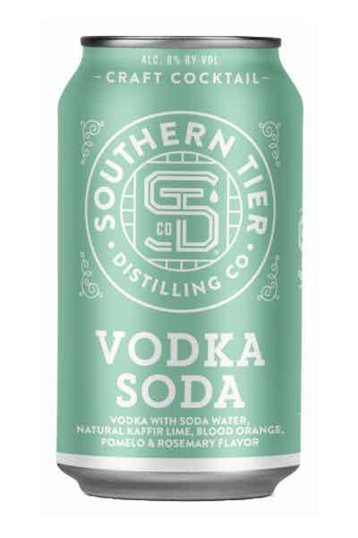Southern Tier Vodka Soda