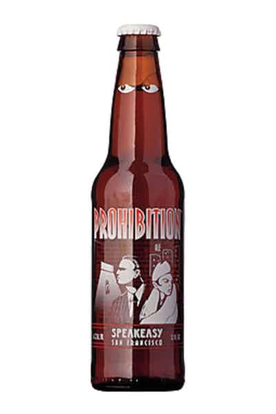 Speakeasy Prohibition Ale