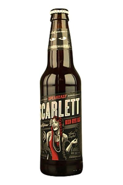 Speakeasy Scarlett Red Rye