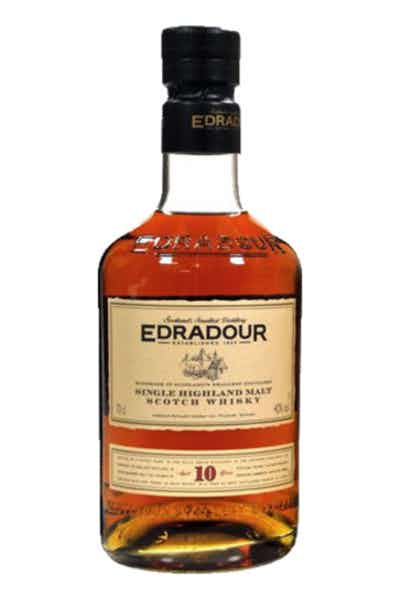 Cask Edradour Virgin Oak 10 Year Cask #306
