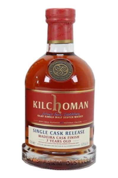 Cask Kilchoman Malt Madeira Cask Finish Private Edition