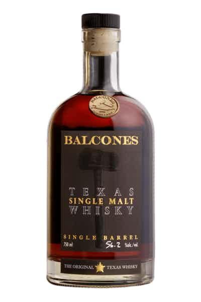 Single Barrel Balcones Single Malt Whisky Private Edition